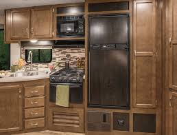 Trailer Kitchen Cabinets 2017 Sporttrek St271vrb Travel Trailer Venture Rv