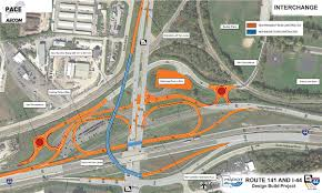 Missouri Flooding Map Route 141 At I 44 Design Build