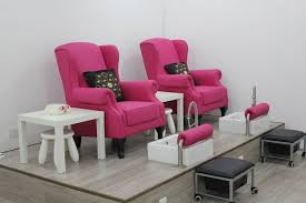 pedicure stations walk ins and spa parties available salon