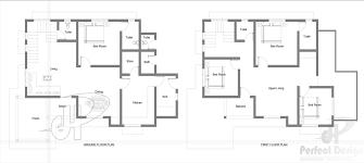 1990 sq ft home designs u2013 kerala home design