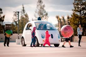 google cars taught to drive more carefully around children
