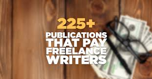 jobs for freelance journalists directory of open journals publications that actually pay freelance writers