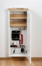 cabinet for router and modem 926 best bv fp wall main images on pinterest fireplace ideas