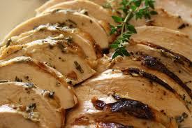 turkey breast thanksgiving recipe herb roasted turkey breast saving room for dessert