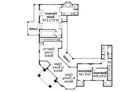 mediterranean courtyard house plans hahnow