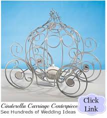 cinderella themed centerpieces cinderella carriage centerpiece truly a happily after