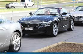 ausmotive com drive thru bmw z4 range