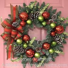 the 25 best artificial christmas wreaths ideas on pinterest