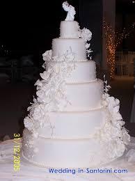 Wedding Wishes Cake Petranart Santorini Wedding Cakes