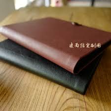 photo album binder handmade blank scrapbook album leaf notebook diy photo album