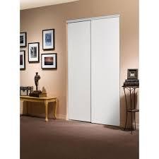 Impact Plus Closet Doors Impact Plus Smooth Flush Solid Primed Mdf Interior Sliding