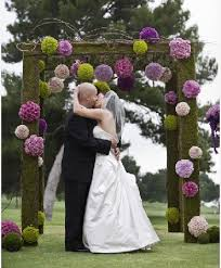 Wedding Arches Using Tulle How To Decorate A Wedding Chair Decorations Wedding Ribbons