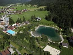 Spital Baden Bergfex Badesee Badesee Waidring Angelegter Badesee See
