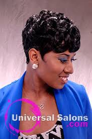 universal black hair universal salons gets 37 models in sophisticate s black hair