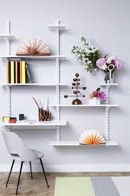 etagere sur bureau bibliothèque rangement étagère pour le bureau côté maison
