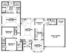 house plans 6 bedrooms 6 bedroom one house plans nrtradiant com