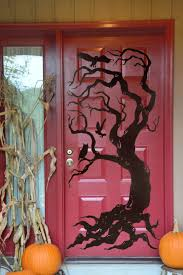 halloween tree decorating ideas garden silhouettes for halloween decorating holidays halloween