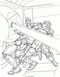 coloring pages iron man animated images gifs pictures