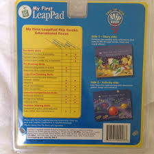 Leapfrog Interactive United States Map by First Leappad Leap To The Moon Leapfrog Interactive Book And