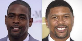 chris webber haircut jalen rose and chris webber s beef is getting ugly and sad huffpost
