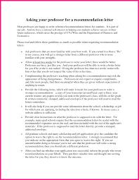 11 sample professor recommendation letter