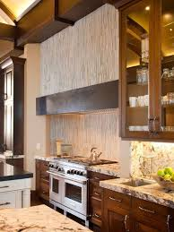 Modern Rustic Cabinets Houzz - Rustic modern kitchen cabinets