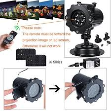 led light projector 2017 newest version bright led