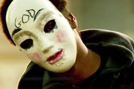 Mask Movie Halloween Costume Purge Mask Anarchy Movie Mask Horror Purge Masked Men