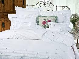 schweitzer linen rosebuds bedding fine bed linens luxury bedding italian bed