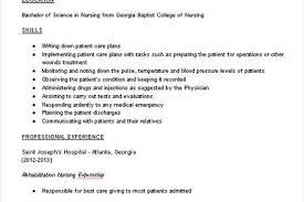 Nursing Student Resume Example by Graduate Nurse Resume Example Career Pinterest Resume Examples