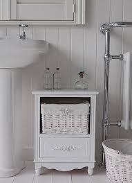 small white bathroom cabinet cleveland country
