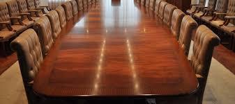 Executive Boardroom Tables Mahogany Boardroom Table Bonners Furniture