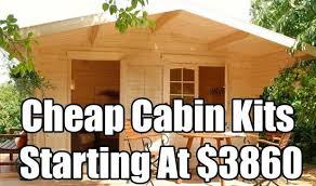 Cheap Small House Plans Cheap Cabin Kits Starting At 3860 Diy Cabin Cabin Kits And Cabin