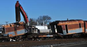 end of the line for rusting railroad cars in hyannis news