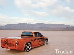 Dodge Dakota Race Truck - 2000 dodge dakota 1loudrt audio truckin u0027 magazine