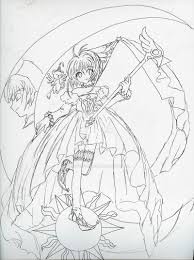 cardcaptor sakura princess by heartsofthedead on deviantart