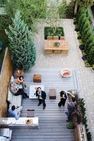 Backyard Terrace Ideas Terraced House Backyard Ideas
