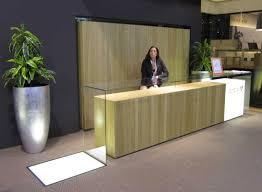 Office Reception Desks by Home Office Front Desk Design Ideas Modern Office Reception Desk