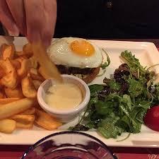 au bureau clermont ferrand steak à cheval picture of au bureau clermont ferrand clermont