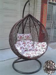 Hanging Patio Chair by Indoor Outdoor Carpet Basket Rattan Swing Hanging Chair Balcony