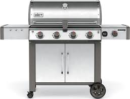 Backyard Grill by Genesis Ii Lx S 440 4 Burner Gas Grill 67004001 Stainless