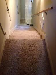 how to replace carpet stairs with wood u0026 match existing wood