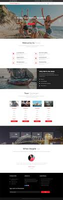 New York Travel Web images Travel agency travel category bootstrap responsive web template jpg
