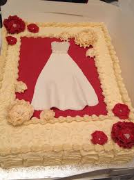 Kitchen Tea Cake Ideas by Bridal Shower Cake Red Velvet Cake And Cream Cheese Icing 12 Sheet