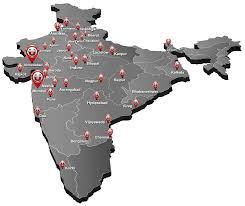 Jaipur India Map by Cinema Advertising Agencies In Mumbai Ambient Media Agencies