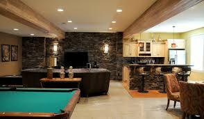 bar amazing basement ceiling ideas budget unfinished basement