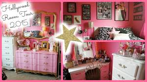 hollywood themed bedroom my room tour hollywood theme youtube