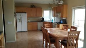 modern kitchen look anyway to make maple kitchen cabinets work in a modern kitchen design