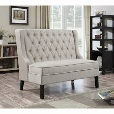 Dining Bench With Storage Home Design Endearing Curved Upholstered Banquette Dining Bench