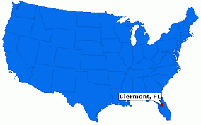 clermont fl map clermont florida city information epodunk